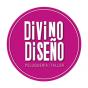 Logo empresa: divino diseño (jessica palomino)