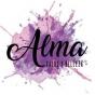 Logo empresa: alma, salud y belleza