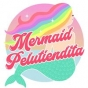 Logo empresa: mermaid pelutiendita