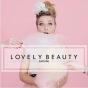 Logo empresa: lovely beauty