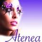 Logo empresa: atenea
