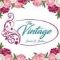 Logo empresa: the vintage, diseño & belleza