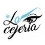 Logo empresa: la cejeria
