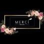 Logo empresa: merci nail bar