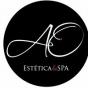 Logo empresa: ao, estética & spa