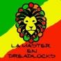 Logo empresa: la master en dreadlocks