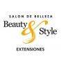 Logo empresa: beauty & style extensiones