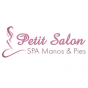 Logo empresa: petit salón, spa manos & pies