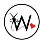Logo empresa: peluqueria wonderland