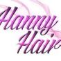 Logo empresa: hanny hair, professional care