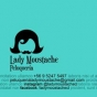 Logo empresa: lady moustache