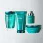 Logo empresa: more beauty, peluquería