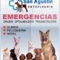 Logo empresa: clinica veterinaria san agustin