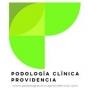 Logo empresa: podología clínica providencia