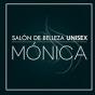 Logo empresa: monica, salón de belleza