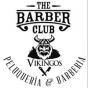Logo empresa: vikingos barber club