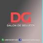 Logo empresa: dg salón de belleza & meninas-so