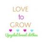 Logo empresa: love to grow