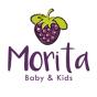 Logo empresa: morita baby & kids