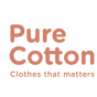 Logo empresa: pure cotton