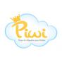 Logo empresa: piwi - ropa para tu bebé 100% algodón pima peruano