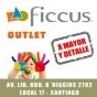 Logo empresa: vestuario infantil ficcus outlet
