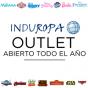 Logo empresa: induropa outlet