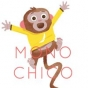 Logo empresa: mono chico, pañales ecológicos