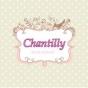 Logo empresa: vestidos chantilly