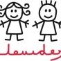 Logo empresa: lu moda infantil