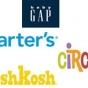 Logo empresa: gap old navy carter s y más.