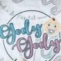 Logo empresa: godygody tienda infantil