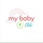 Logo empresa: my baby