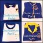 Logo empresa: confecciones y bordados pachi