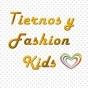 Logo empresa: ventas tiernos y fashion kids