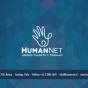 Logo empresa: human-net