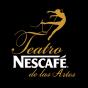 Logo empresa: teatro nescafÉ de las artes