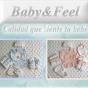 Logo empresa: baby&feel