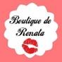 Logo empresa: boutique de renata