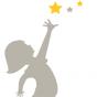 Logo empresa: niño audaz