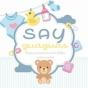 Logo empresa: ropa y accesorios de bebe
