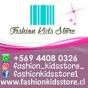 Logo empresa: fashion kids store