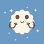 Logo empresa: la nube de algodón