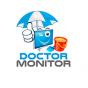 Logo empresa: doctor monitor