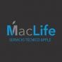 Logo empresa: maclife