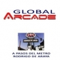 Logo empresa: global arcade