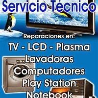 Logo empresa: acros electronica, servicio técnico