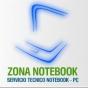 Logo empresa: zona notebook