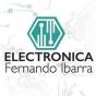 Logo empresa: electronica ibarra