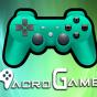 Logo empresa: macro games